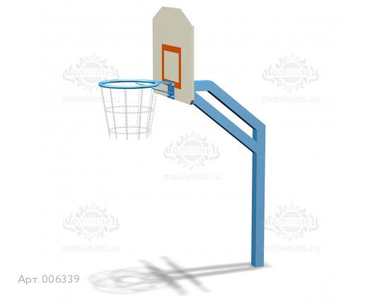 """006339 - Баскетбольная стойка с сеткой """"Мини"""""""