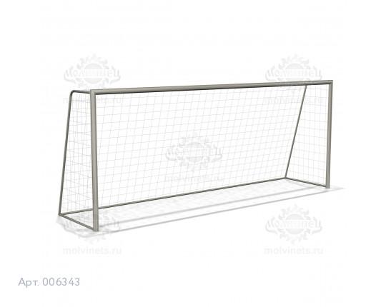 006343 - Ворота футбольные юниорские