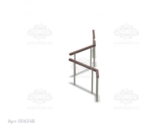 """006348 - Снаряд для ГТО """"Разрушенный мост"""""""