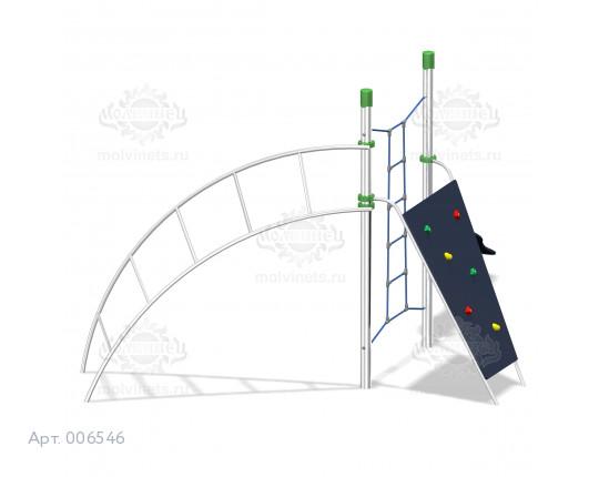 006546 - Воркаут-комплекс