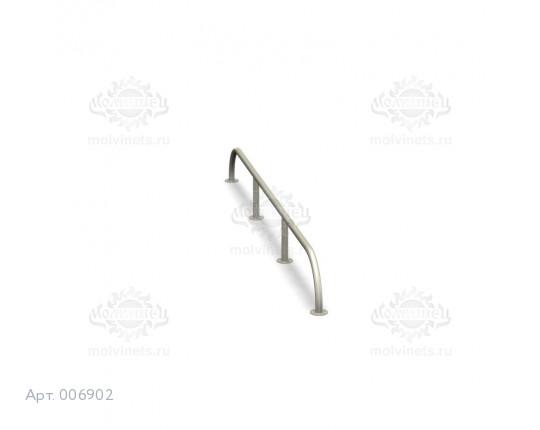 """006902 - Фигура для скейт-парка """"Рейл прямой"""" (Rail)"""