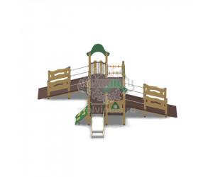 007000 - Игровой комплекс для детей с ограниченными физическими возможностями