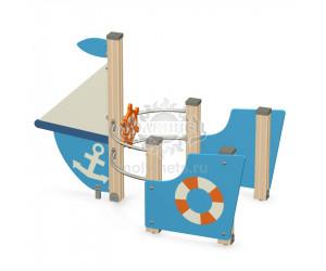 """007201 - Игровой элемент """"Кораблик"""" для детей с ограниченными физическими возможностями"""