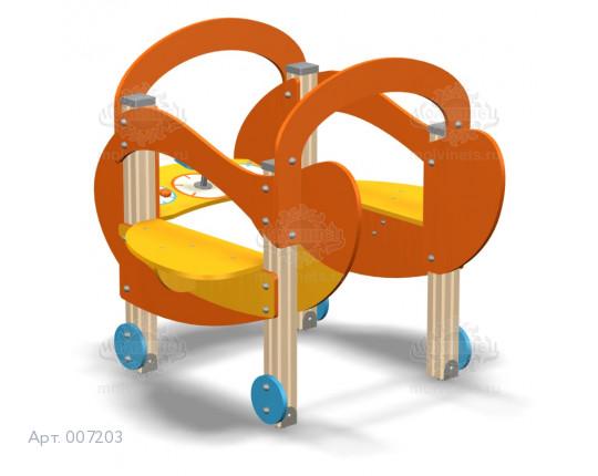 """007203 - Игровой элемент """"Самолетик"""" для детей с ограниченными физическими возможностями"""