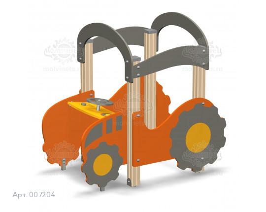 """007204 - Игровой элемент """"Трактор"""" для детей с ограниченными физическими возможностями"""