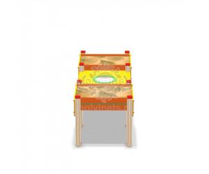 007301 - Песочница для детей с ограниченными физическими возможностями