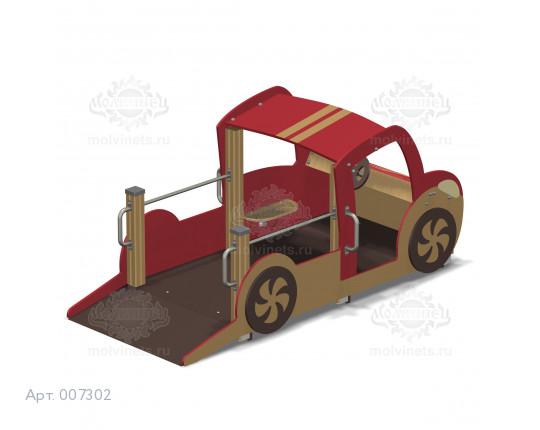 007302 - Игровой комплекс для детей с ограниченными физическими возможностями