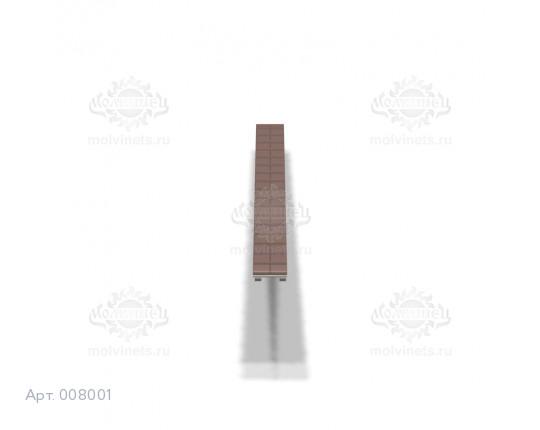 """008001 - Контактный снаряд для дрессировки собак """"Качели"""""""