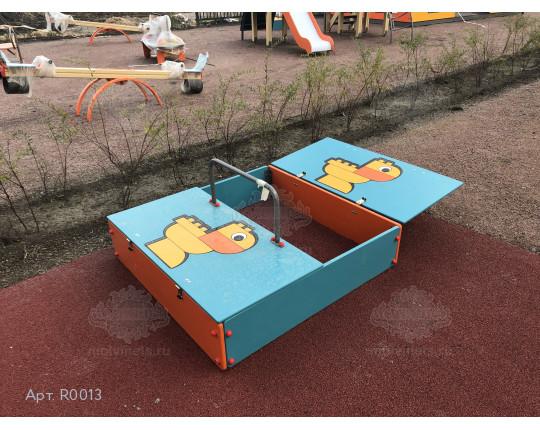 R0013 - Тематический детский сад в Янино