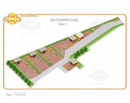 T0042 - Площадки для Детского сада