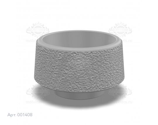 001408 - Вазон бетонный
