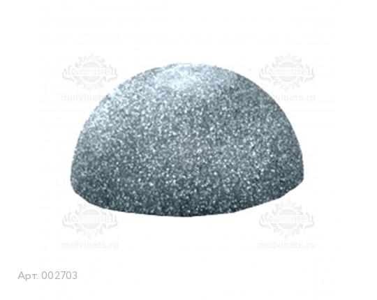 """002703 - Ограничитель движения """"Полусфера"""" (бетон, краска)"""