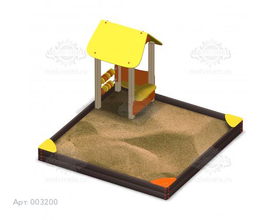 003200 - Песочный городок