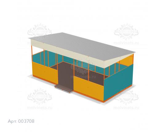 003708 - Веранда для детского сада