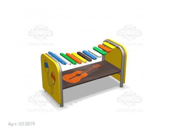 """003819 - Развивающий музыкальный игровой элемент """"Фламенко"""""""