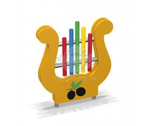 """003820 - Развивающий музыкальный игровой элемент """"Арфа"""""""
